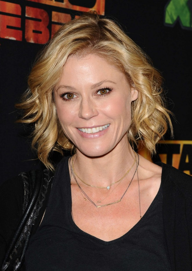 Julie Bowen: Star Wars Rebels Premiere -04