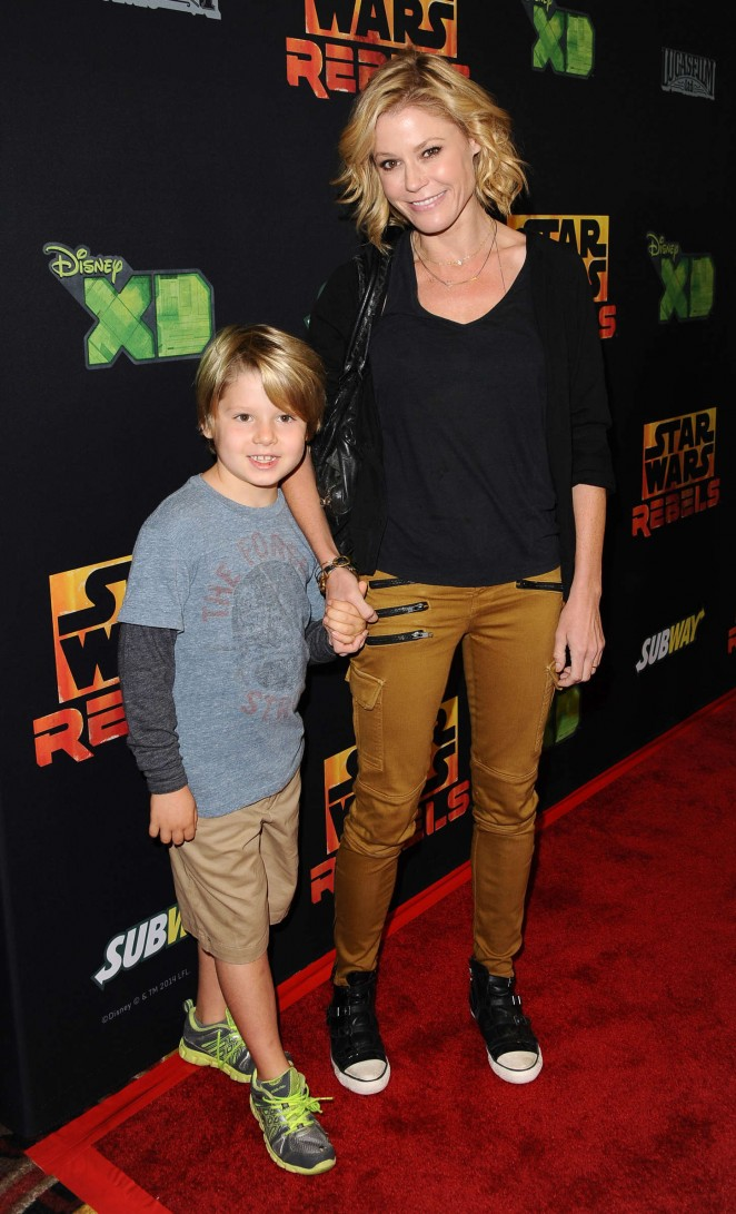 Julie Bowen: Star Wars Rebels Premiere -05