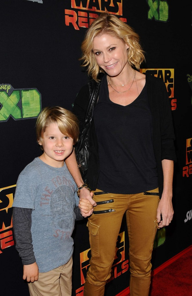 Julie Bowen: Star Wars Rebels Premiere -06