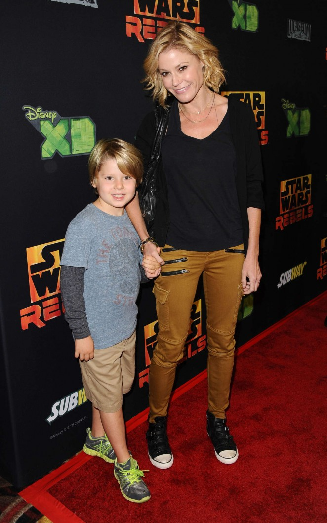 Julie Bowen: Star Wars Rebels Premiere -07