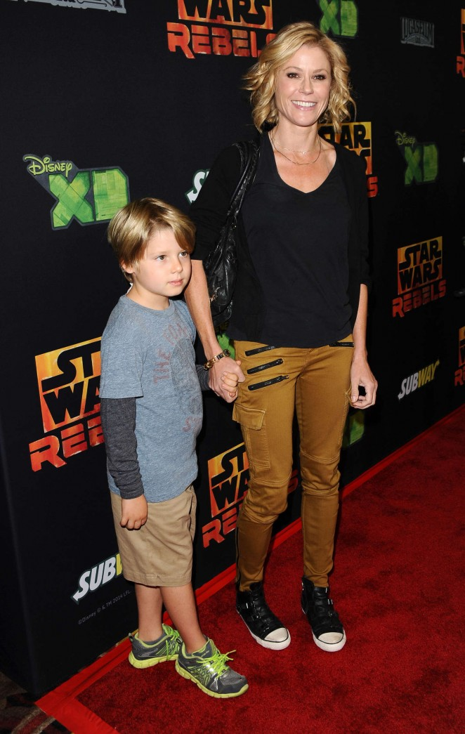 Julie Bowen: Star Wars Rebels Premiere -08