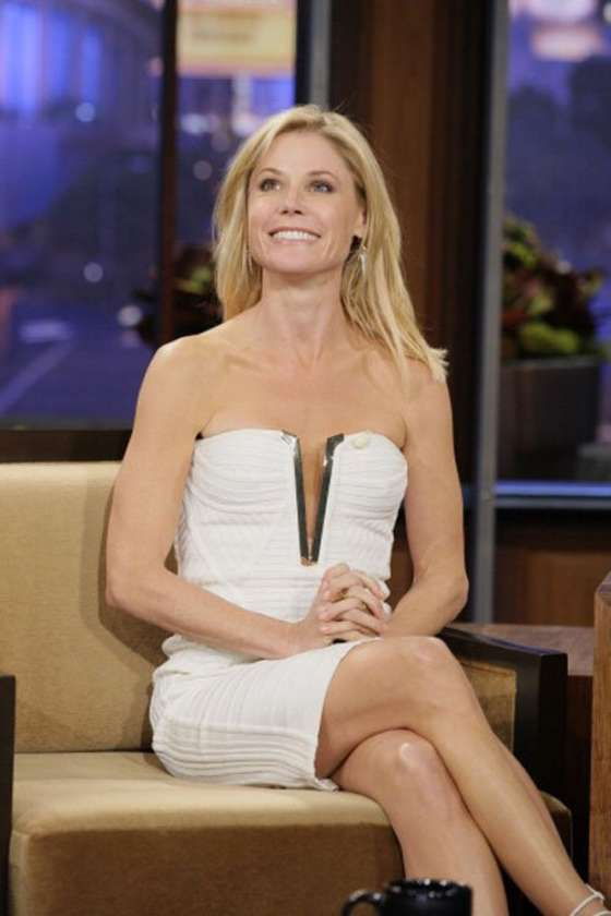 Julie Bowen - The Tonight Show with Jay Leno