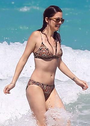 Julie Gonzalo Bikini In Miami-01
