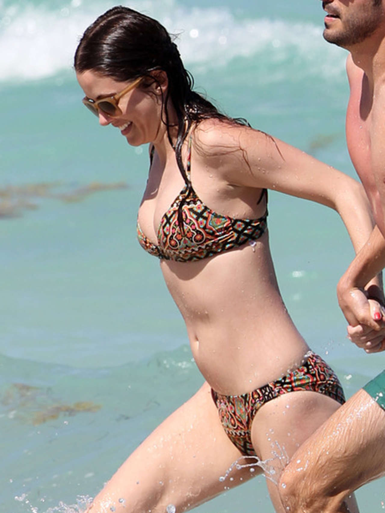 Julie Gonzalo Bikini In Miami-03