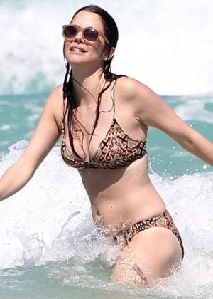 Julie Gonzalo Bikini In Miami-05