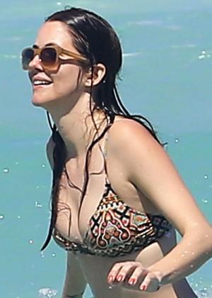 Julie Gonzalo Bikini In Miami-07