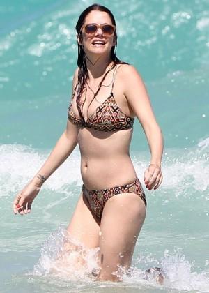 Julie Gonzalo Bikini In Miami-08
