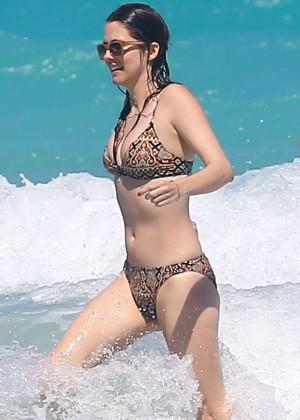 Julie Gonzalo Bikini In Miami-10