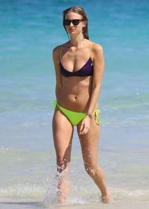 Julie Henderson Bikini Photos: 2014 Miami -01