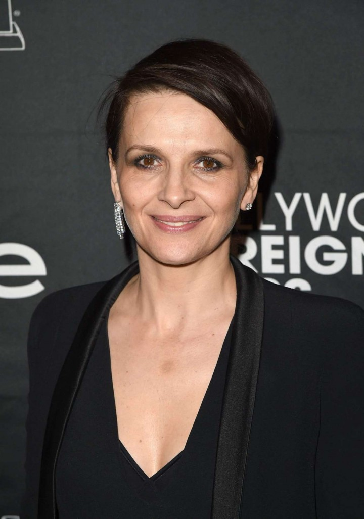 Juliette Binoche - Warner Bros Pictures and Dolce & Gabbana 2014 TIFF Cocktail Party in Toronto