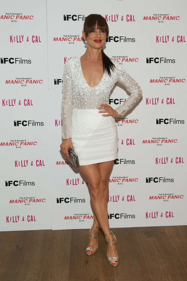 "Juliette Lewis - ""Kelly And Cal"" Screening in New York"