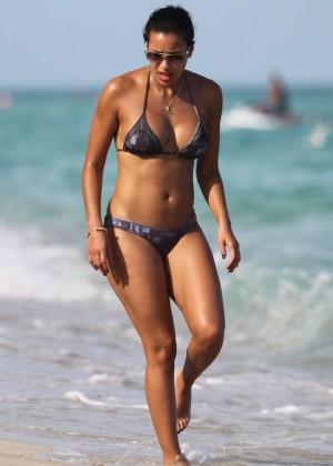 Julissa Bermudez Bikini Photos: 2014 Miami -02