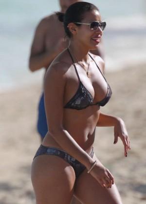 Julissa Bermudez Bikini Photos: 2014 Miami -05