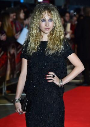 "Juno Temple - ""Horns"" Premiere in London"