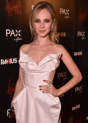 "Juno Temple - ""Horns"" Premiere in Hollywood"