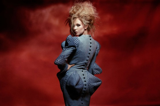 Juno Temple for Bullett Magazine Fall 2012 issue