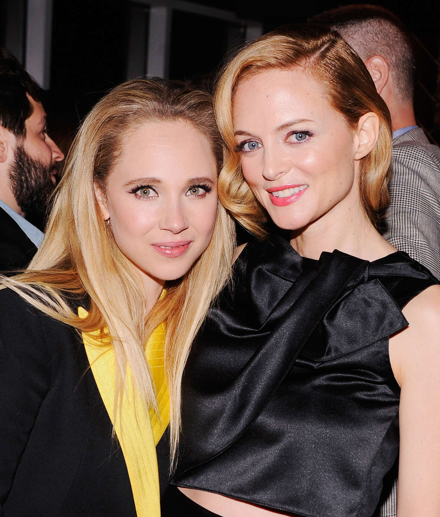 Juno Temple and Heather Graham: Horns NY Premiere After Party -04 - Full  Size
