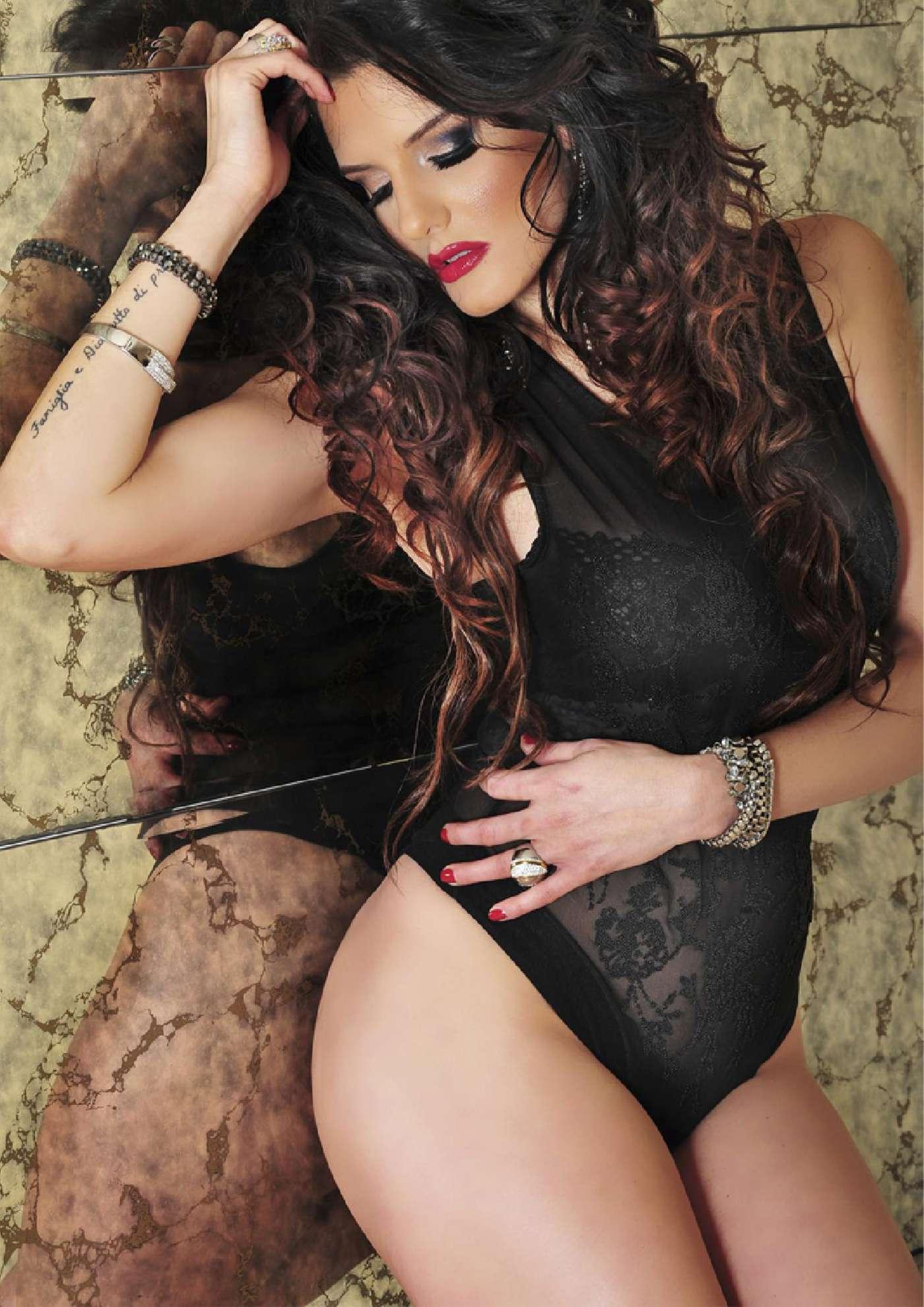 Justina Valentine: FWM Magazine  06   Full Size