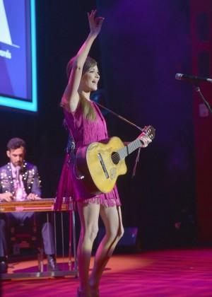 Kacey Musgraves: 2014 GLAAD Media Awards in NY -04
