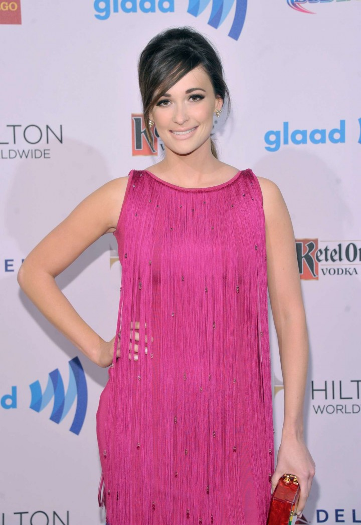Kacey Musgraves: 2014 GLAAD Media Awards in NY -05