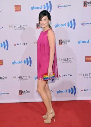 Kacey Musgraves: 2014 GLAAD Media Awards in NY -06