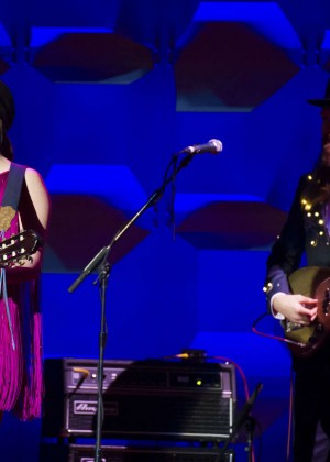Kacey Musgraves: 2014 GLAAD Media Awards in NY -07