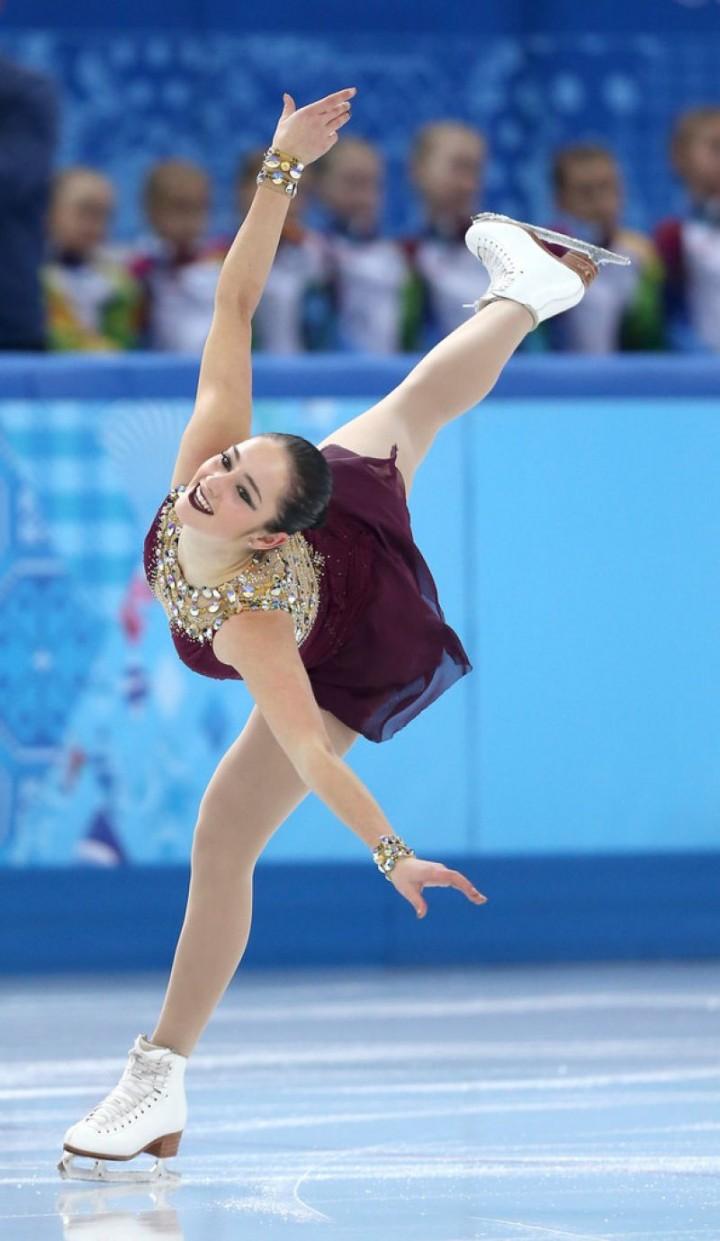 Kaetlyn Osmond – Sochi 2014 Team Ladies Free Skating