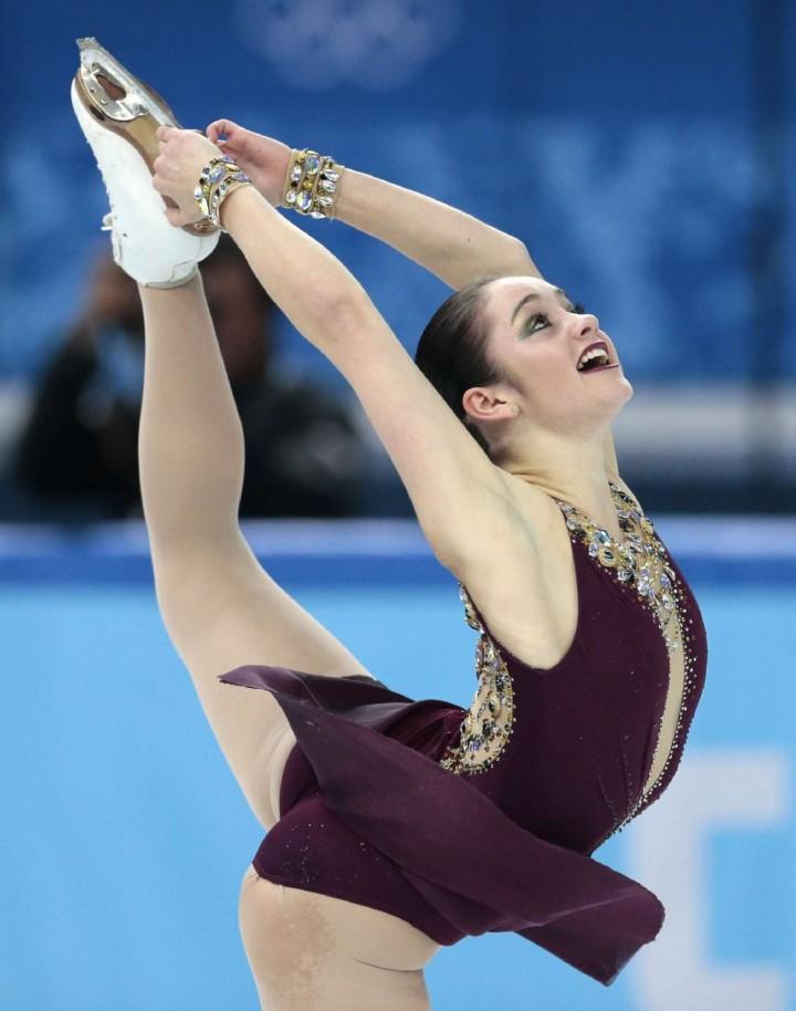 Kaetlyn Osmond – Sochi Winter Olympics