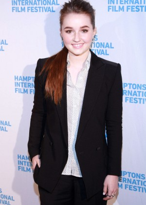 "Kaitlyn Dever - ""Laggies"" Premiere in East Hampton"