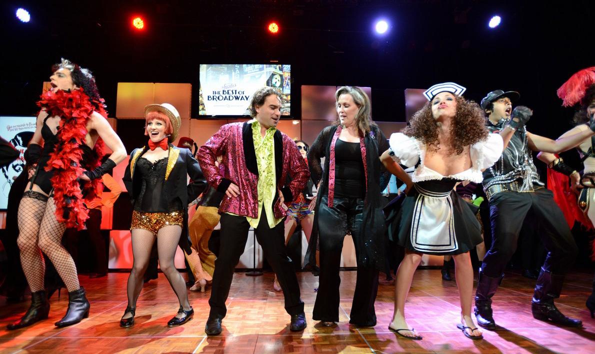 Kaley Cuoco     2013 Rocky Horror Picture Show-08 - Full SizeEmma Watson Rocky Horror
