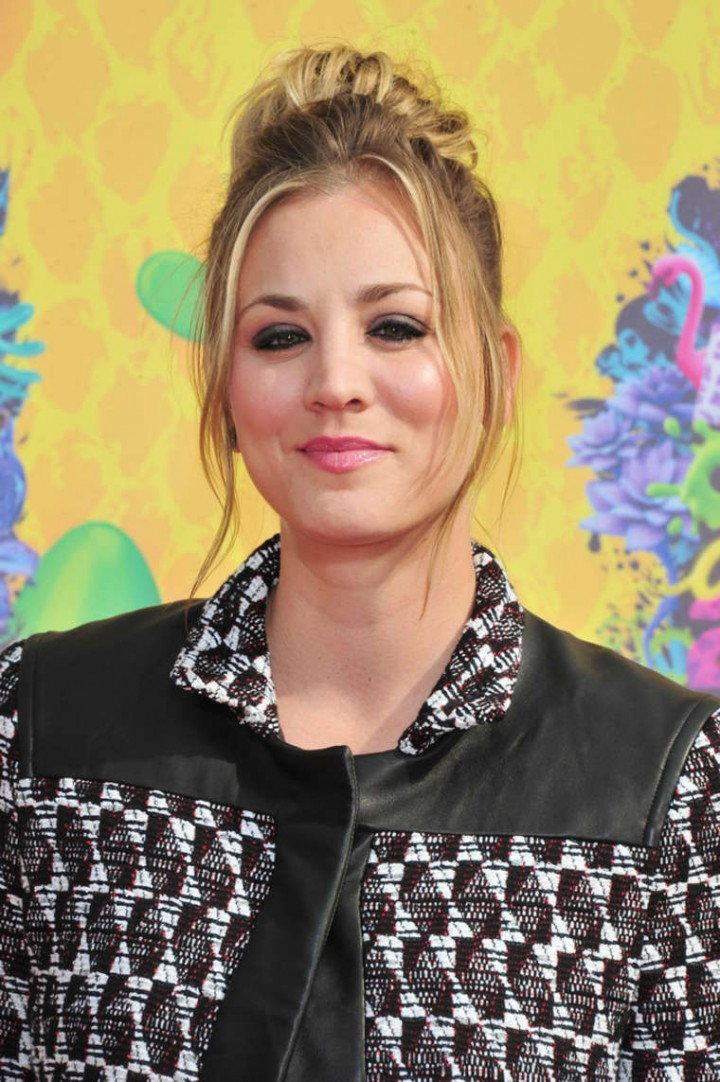 Kaley Cuoco – 2014 Nickelodeon's Kids' Choice Awards in LA