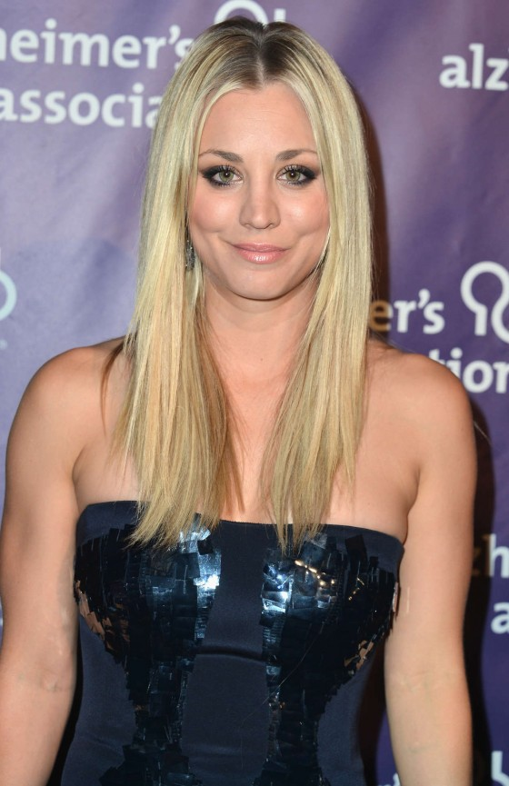 Kaley Cuoco - A Night At Sardis Gala 2013 -26