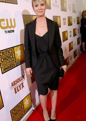Kaley Cuoco - 2014 Critics Choice Television Awards in Beverly Hills -01