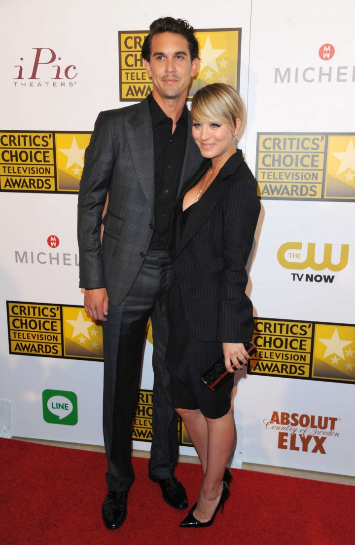 Kaley Cuoco - 2014 Critics Choice Television Awards in Beverly Hills -03