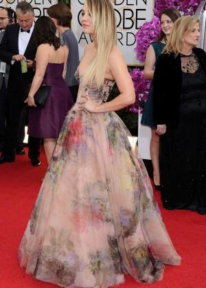 Kaley Cuoco: Golden Globe 2014 Awards -11