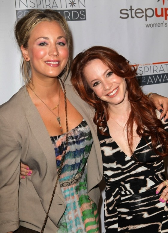 Kaley Cuoco at 2012 9th Annual Inspiration Awards in Beverly Hills