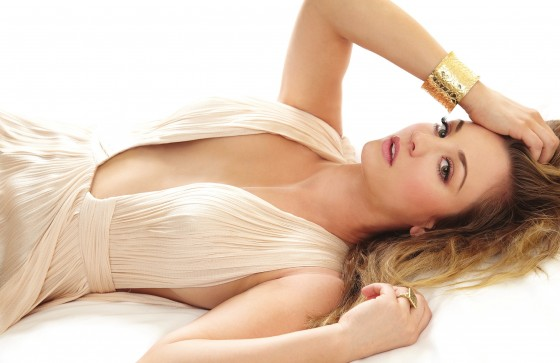 Kaley Cuoco - Beverly Hills Lifestyle Magazine (Spring 2012)
