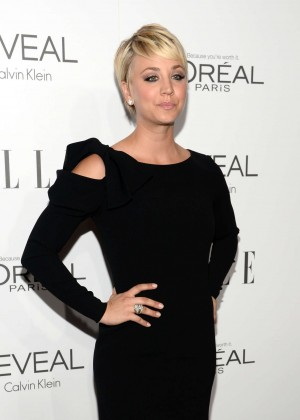 Kaley Cuoco - 21st annual ELLE's Women in Hollywood Awards in LA