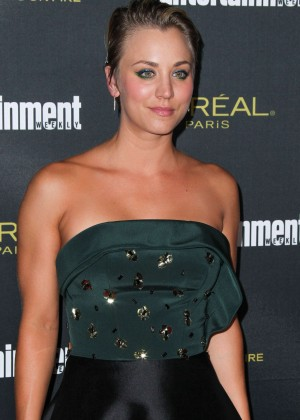 Kaley Cuoco - 2014 Entertainment Weekly's Pre-Emmy Party in West Hollywood
