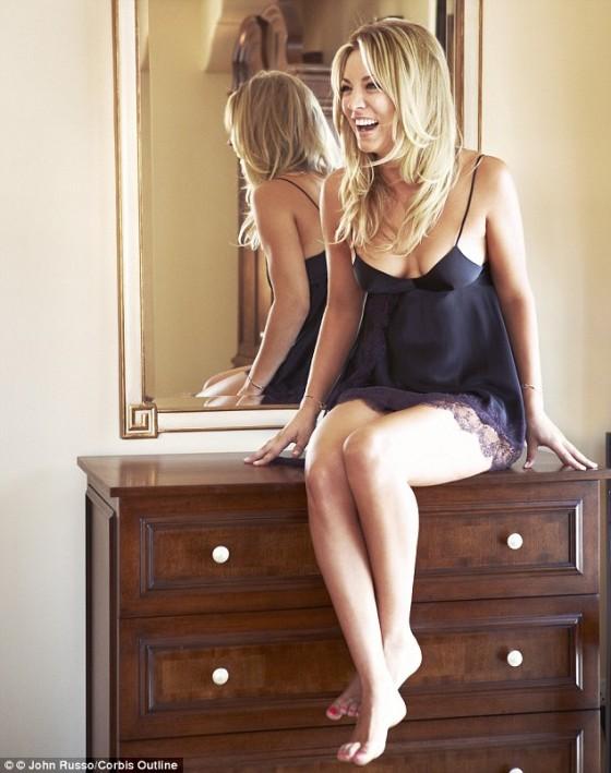 Kaley Cuoco – FHM Magazine 2013-01