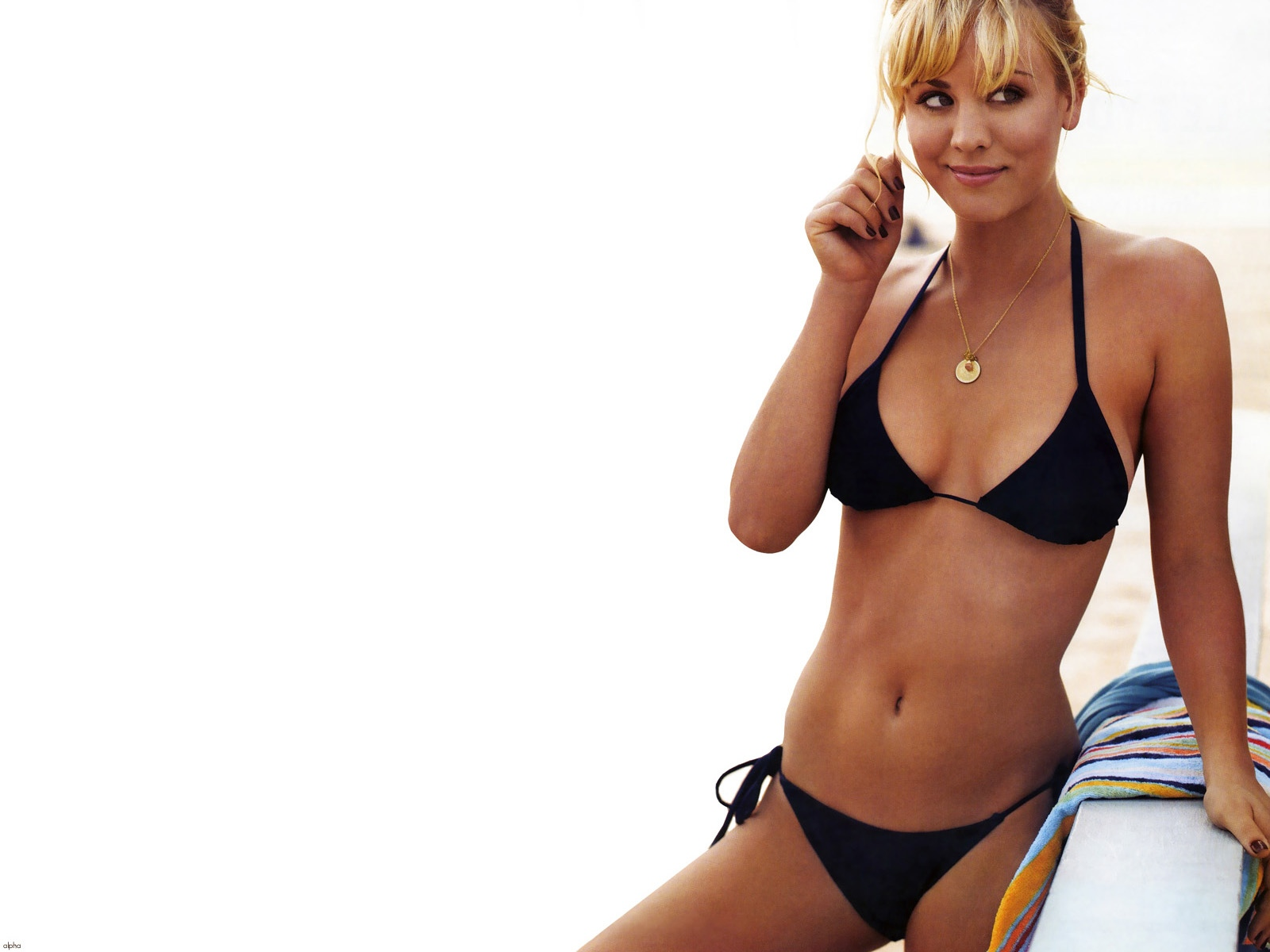 Kaley Cuoco Hot Wallpapers Full Size thumb