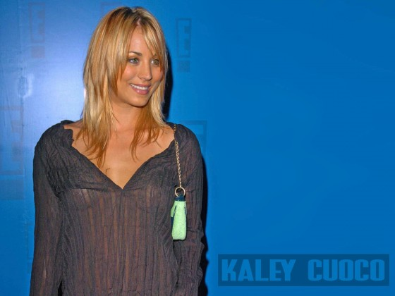 Kaley Cuoco Hot 23 Wallpapers -08