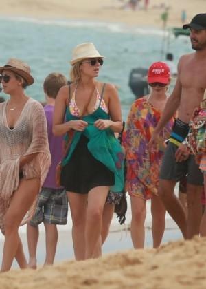 Kaley Cuoco in a Bikini in Cabo -06