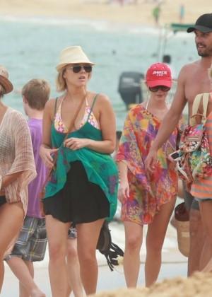 Kaley Cuoco in a Bikini in Cabo -14