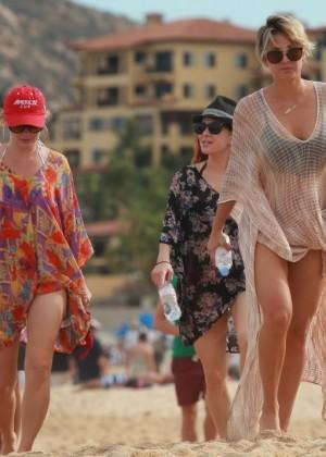 Kaley Cuoco in a Bikini in Cabo -20