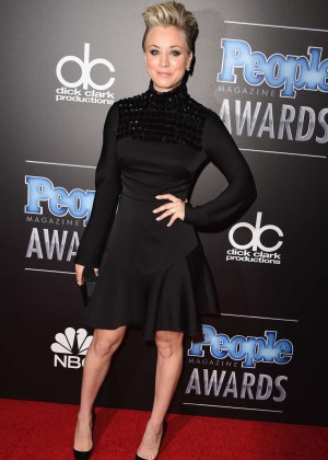 Kaley Cuoco - 2014 PEOPLE Magazine Awards in Beverly Hills