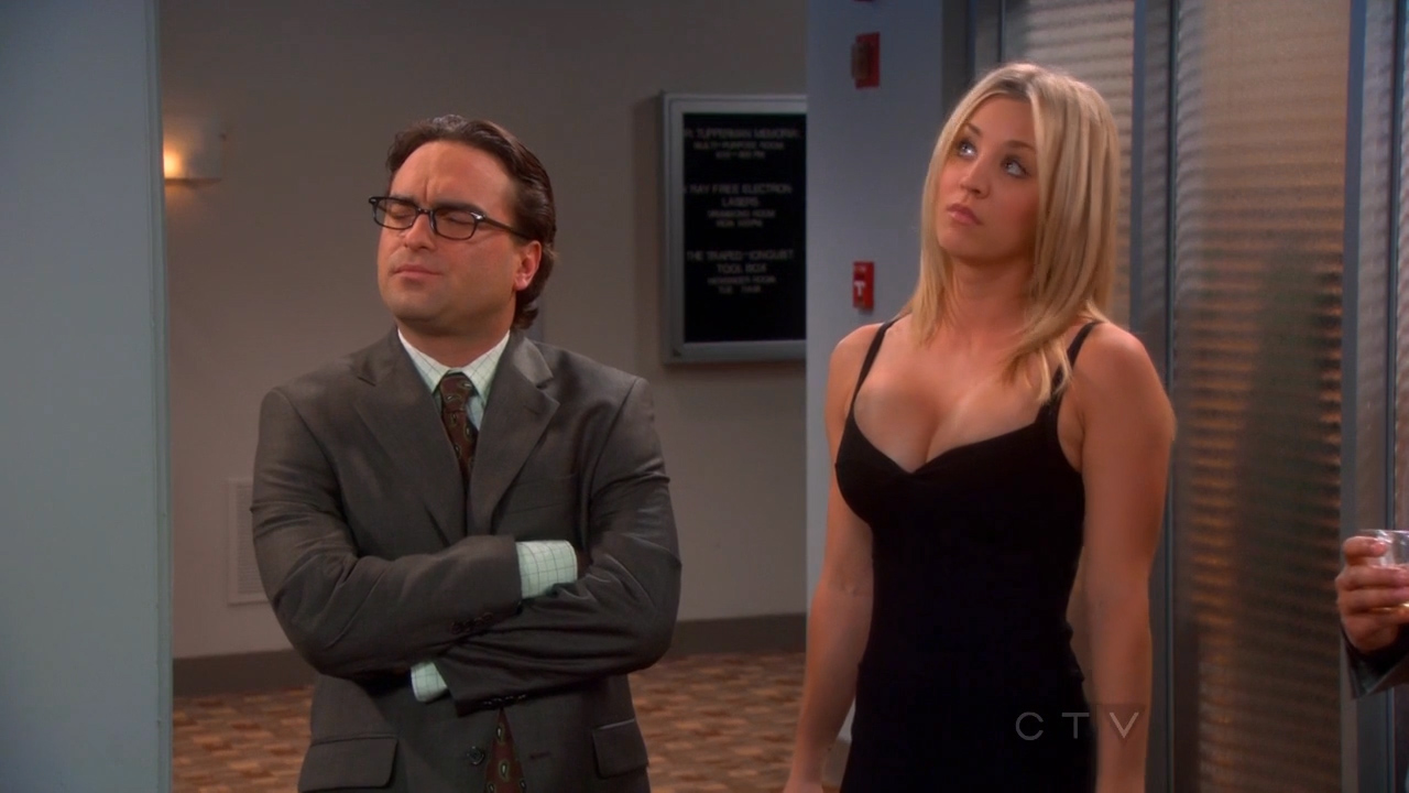 Kaley cuoco the big bang theory sexy new picture