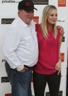 Kaley Cuoco and William Shatner -19