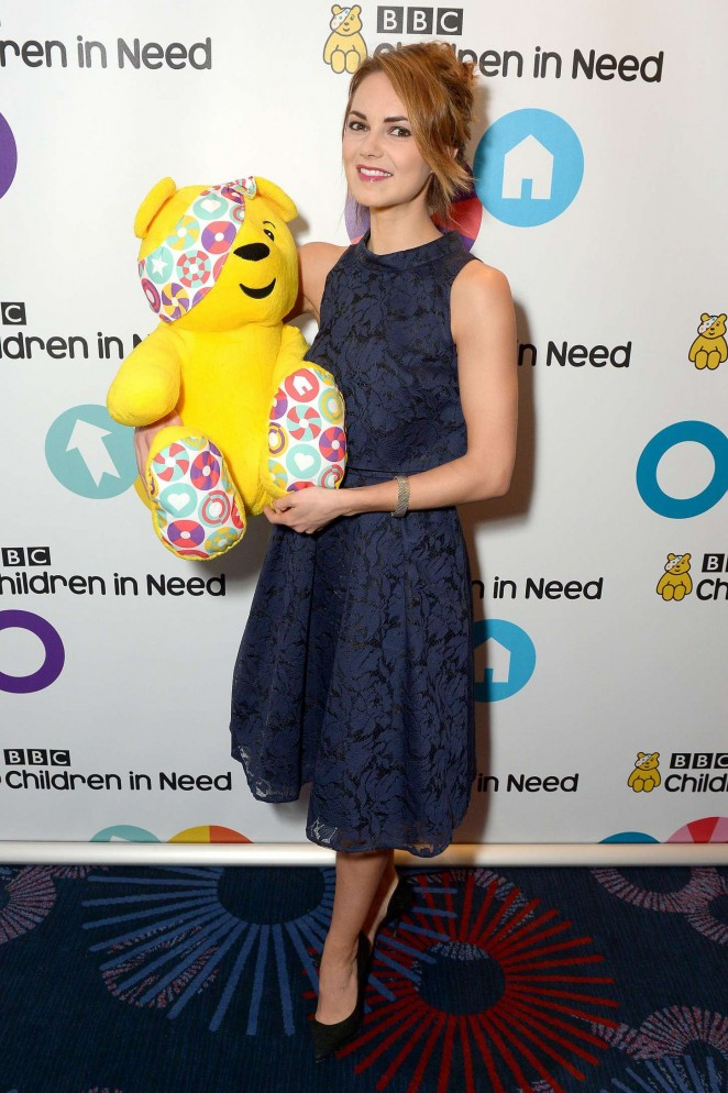 Kara Tointon - Children In Need Evening With Stars in London