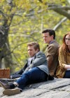 Karen Gillan - on the set of Dr Who in Central Park-09